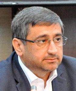 سید سعید شاهرخی،معاون سیاسی ،امنیتی و اجتماعی استاندار